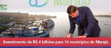 O PROGRAMA ABRACE O MARAJÓ AVANÇA COM MAIS DE 110 AÇÕES NOS 16 MUNICÍPIOS DO ARQUIPÉLAGO DO MARAJÓ, PA.