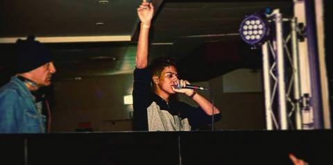 Com mercado fonográfico brasileiro em constante expansão, rapper desponta no cenário internacional