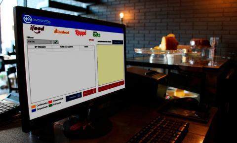 Empresários investem na integração entre sistemas de restaurante e aplicativos de delivery