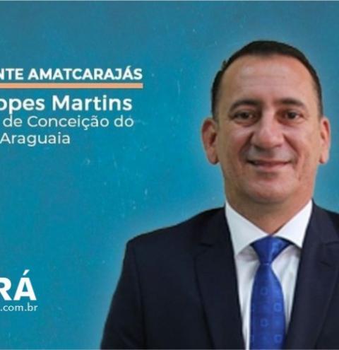 Conheça o Presidente da Associação dos Municípios do Araguaia, Tocantins e Carajás: